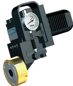 EG5通用深滚压工具--滚光加工外圆面、端面和内孔